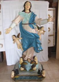 Come restaurare una statua in gesso