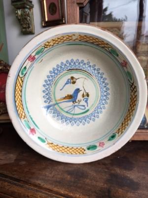 Piatto ceramica